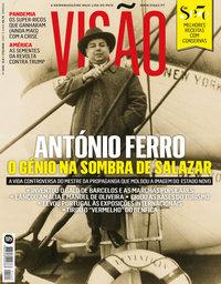 capa Visão de 11 junho 2020