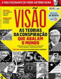 capa Visão de 19 junho 2020