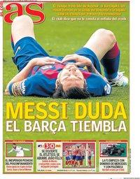capa Jornal As de 4 julho 2020