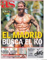 capa Jornal As de 16 julho 2020