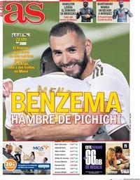capa Jornal As de 19 julho 2020