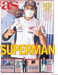 capa Jornal As de 24 julho 2020