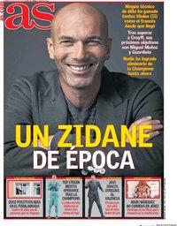 capa Jornal As de 26 julho 2020