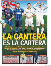 capa Jornal As de 28 julho 2020