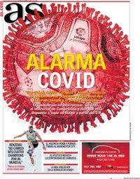 capa Jornal As de 30 julho 2020