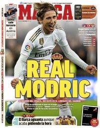 capa Jornal Marca de 12 julho 2020