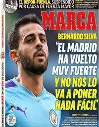 capa Jornal Marca de 27 julho 2020