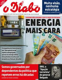 capa Jornal O Diabo de 17 julho 2020
