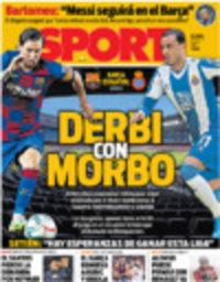 capa Jornal Sport de 8 julho 2020