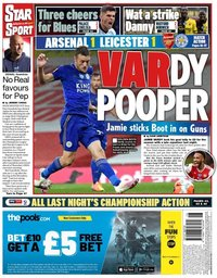 capa Jornal Star Sport de 8 julho 2020