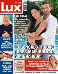 capa Lux de 16 julho 2020