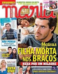 capa Maria de 9 julho 2020
