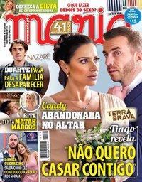 capa Maria de 16 julho 2020