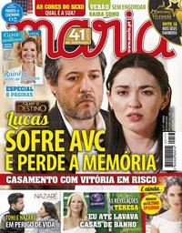 capa Maria de 23 julho 2020