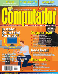 capa de Revista Computador