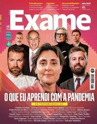 capa Revista Exame de 1 julho 2020