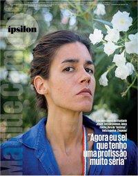 capa Revista Ípsilon Público de 24 julho 2020
