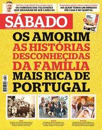 capa Revista Sábado de 16 julho 2020