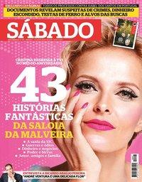 capa Revista Sábado de 23 julho 2020