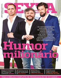 capa Revista Sexta de 17 julho 2020