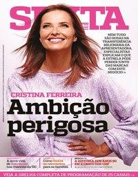 capa Revista Sexta de 24 julho 2020