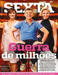 capa Revista Sexta de 31 julho 2020