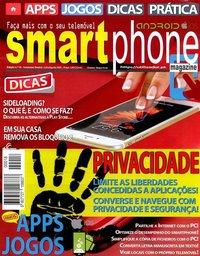capa de Revista SmartPHONE