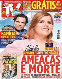 capa Revista TV Guia de 3 julho 2020
