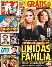 capa Revista TV Guia de 10 julho 2020