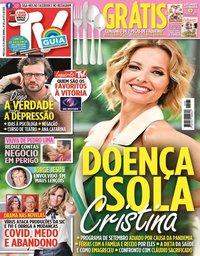 capa Revista TV Guia de 17 julho 2020