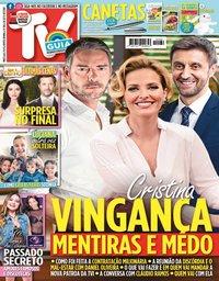 capa Revista TV Guia de 24 julho 2020