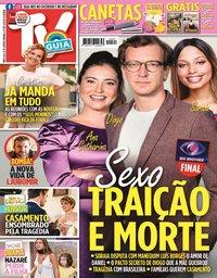capa Revista TV Guia de 31 julho 2020