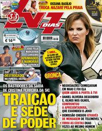 capa TV7 Dias de 25 julho 2020