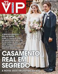 capa VIP de 22 julho 2020