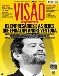 capa Visão de 23 julho 2020