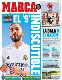 capa Jornal Marca de 2 agosto 2020