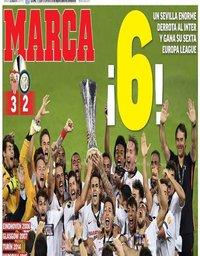 capa Jornal Marca de 22 agosto 2020
