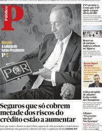 capa Público de 23 agosto 2020