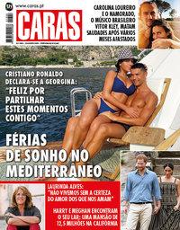 capa Revista Caras de 20 agosto 2020