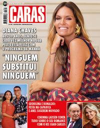 capa Revista Caras de 27 agosto 2020