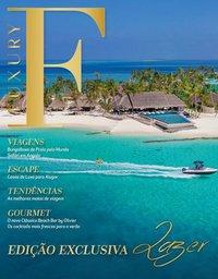 capa Revista F Magazine Luxury