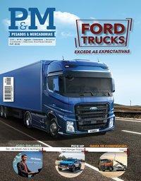 capa Revista Pesados e Mercadorias