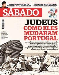 capa Revista Sábado de 20 agosto 2020