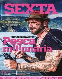 capa Revista Sexta de 21 agosto 2020