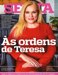 capa Revista Sexta de 28 agosto 2020