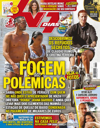 capa TV7 Dias de 15 agosto 2020