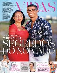 capa Vidas de 29 agosto 2020