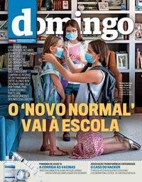capa Domingo CM de 6 setembro 2020