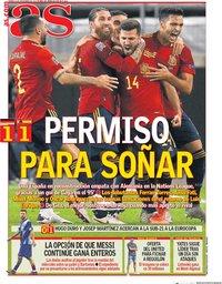 capa Jornal As de 4 setembro 2020