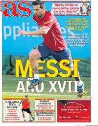 capa Jornal As de 8 setembro 2020